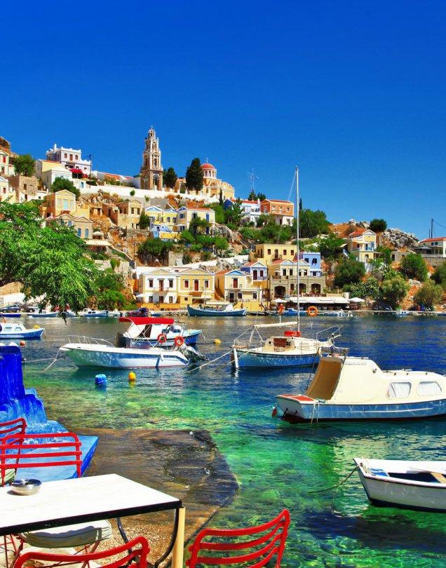 Costa Amalfitana Sicilia y Grecia