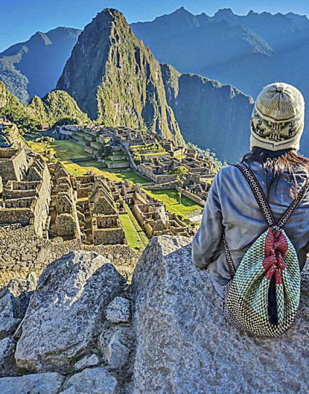 Semana Santa en Machu Picchu