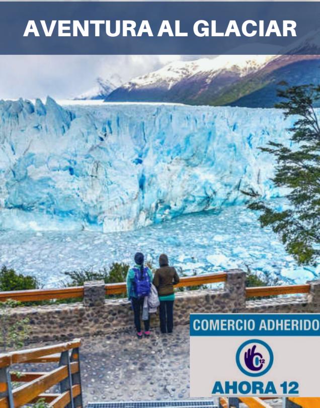 Aventura al Glaciar Perito Moreno