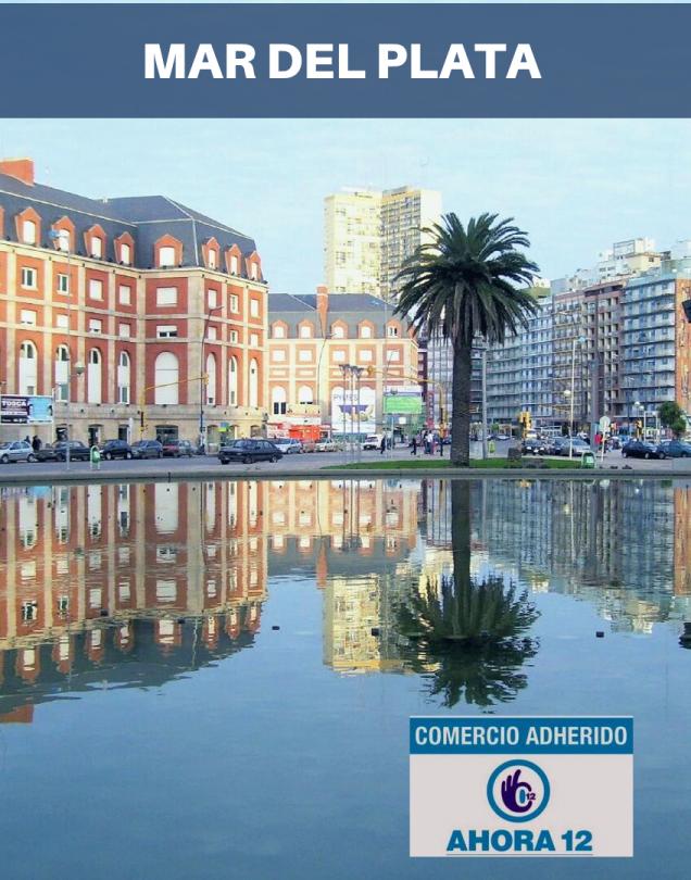 Mar Del Plata Verano 2020