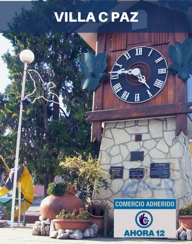 Villa  Carlos Paz 2020