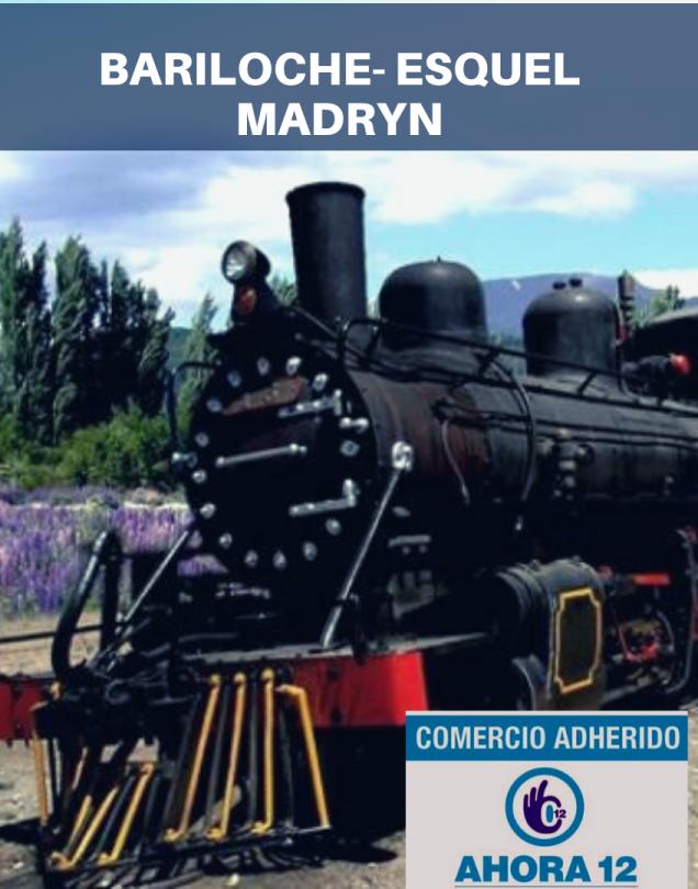 Bariloche- Esquel- Puerto Madryn