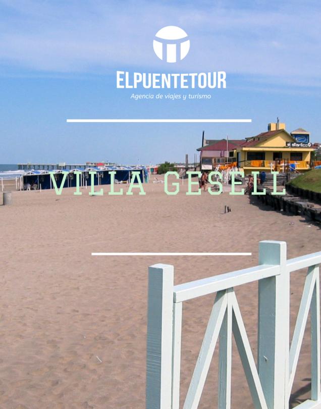 Villa Gesell 2022 PRE VIAJE