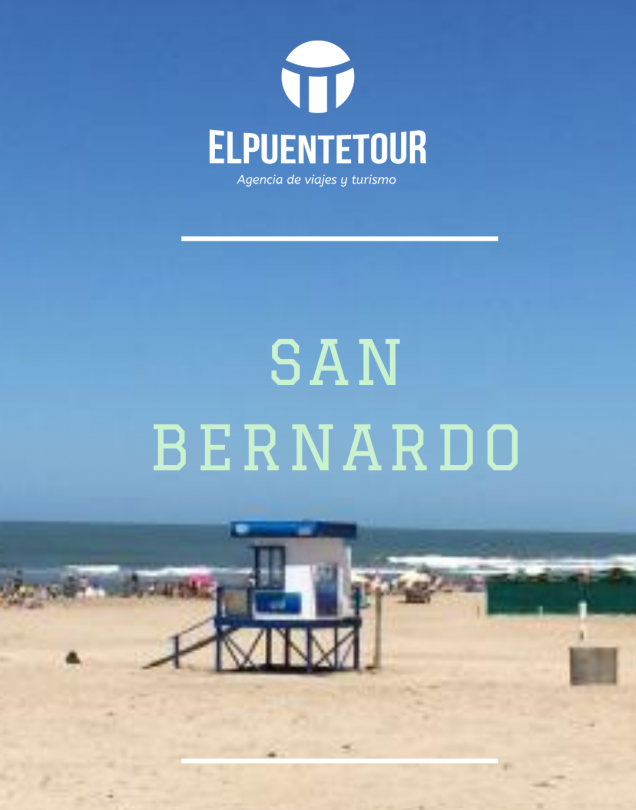 San Bernardo 2022 Pre viaje